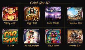 สล็อต,สล็อตออนไลน์,Gclub slot