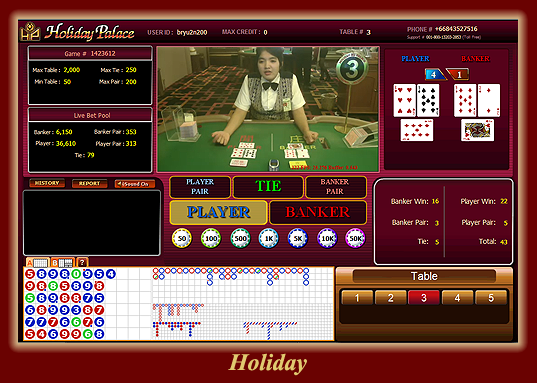 holiday,Holiday Casino,Holiday online