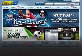 Winning FT,เว็บพนันออนไลน์,สมัคร WinningFT