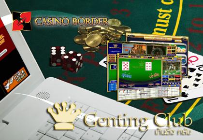 Genting online casino , Genting download